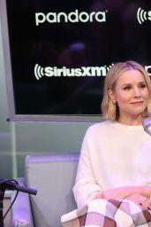 Kristen Bell - SiriusXM Studios in NYC 11/13/2019