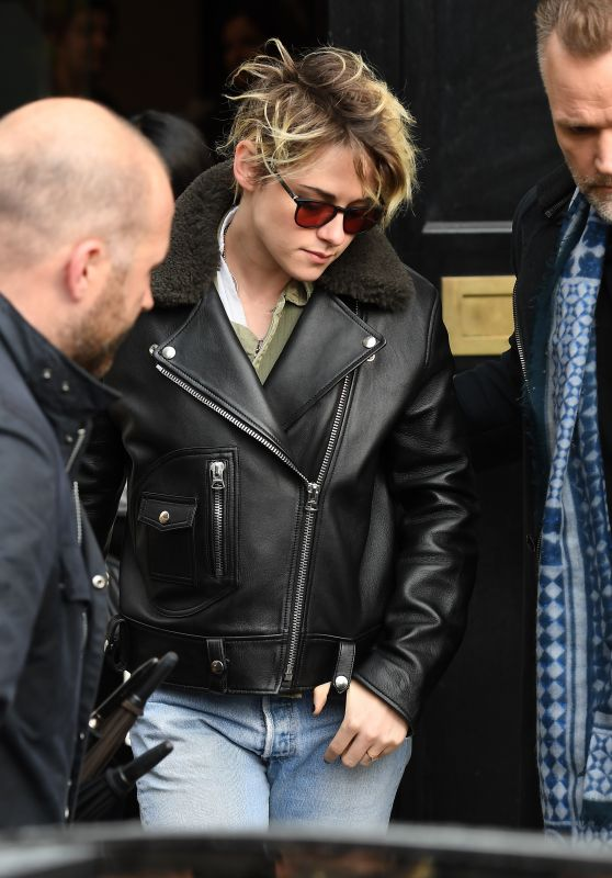 Kristen Stewart - Capital Radio in London 11/22/2019