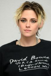 """Kristen Stewart – """"Charlie's Angels"""" Press Conference in NY"""