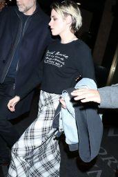Kristen Stewart - Out in New York 11/05/2019