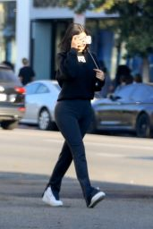 Kylie Jenner - Out in West Hollywood 11/25/2019
