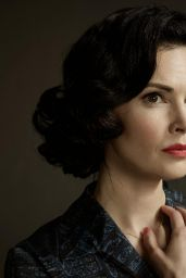 "Laura Mennell - ""Project Blue Book"" Season 1 Promoshoot 2019"