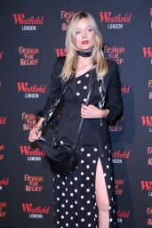 Laura Whitmore – Fashion For Relief Pop-Up Store in London 11/26/2019