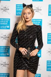 Laura Whitmore - UNICEF Halloween Ball in London 10/30/2019