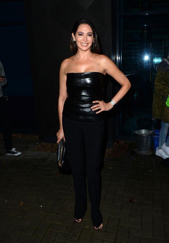 Lauren Silverman – Celebrity X Factor Live Show in London 11/23/2019