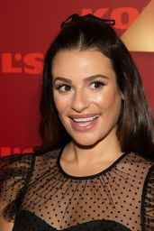 "Lea Michele – Kohl's ""New Gifts at Every Turn"" Holiday Shopping Event in NYC"