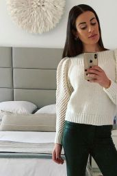 Lea Michele - Social Media 11/28/2019