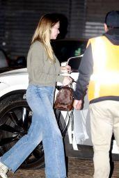 LeAnn Rimes - Leaving Nobu in Malibu 11/01/2019