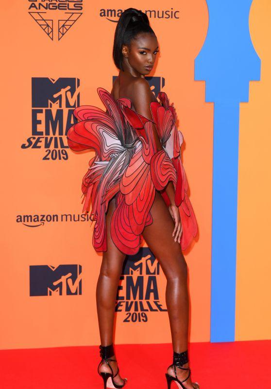 Leomie Anderson – 2019 MTV Europe Music Awards