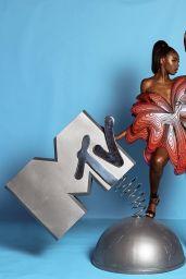Leomie Anderson – 2019 MTV Europe Music Awards Photoshoot