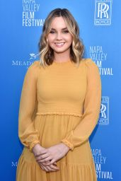 "Liana Liberato - ""Rising Star"" Showcase at 2019 Napa Valley Film Festival"