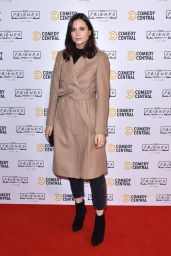 Lilah Parsons - Comedy Central Friends Festive Exhibition Launch in London 11/28/2019
