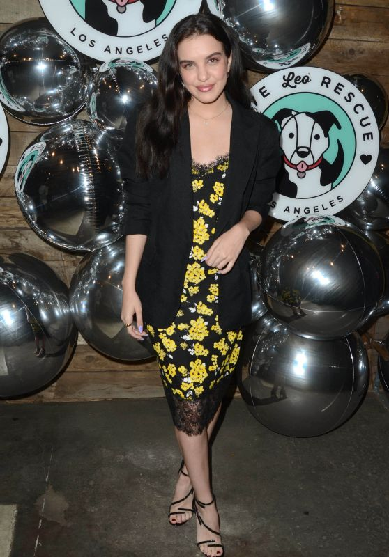 Lilimar – Love Leo Rescue Cocktails for a Cause in LA