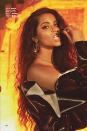 Lilly Singh - Vogue Magazine India November 2019 Issue