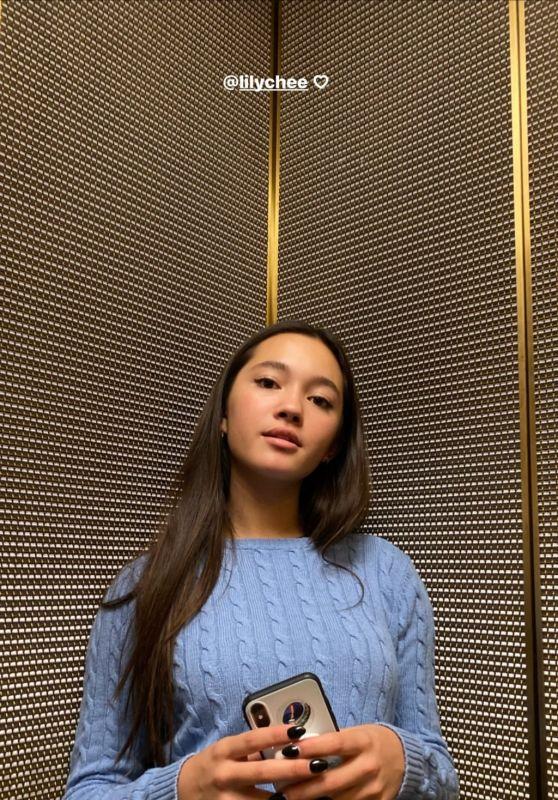 Lily Chee - Social Media 11/20/2019