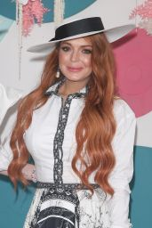 Lindsay Lohan and Ali Lohan - Derby Day Horse Race at Flemington Racecourse in Melbourne 11/02/2019