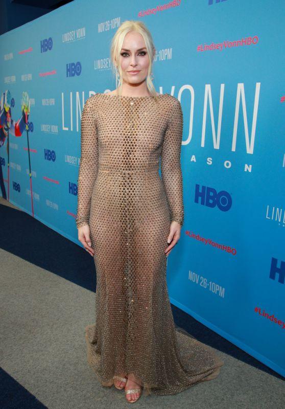Lindsey Vonn - HBO