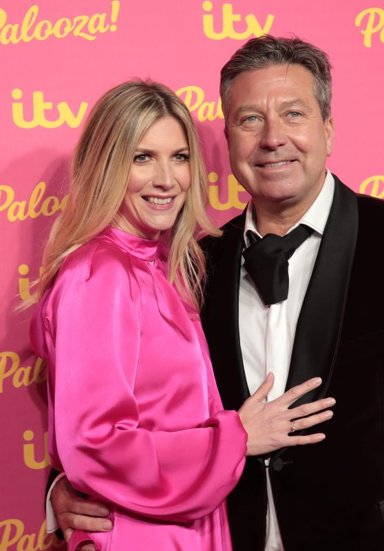 Lisa Faulkner – ITV Palooza 2019 in London