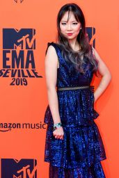 Lisa Ranran Hu – 2019 MTV Europe Music Awards