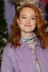 "Liv Hewson – ""Let It Snow"" Photocall in Beverly Hills"