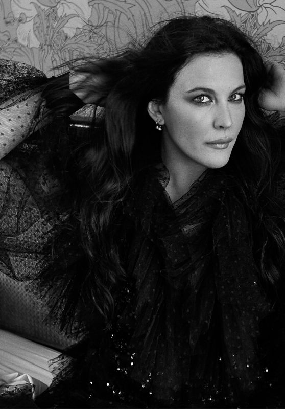 Liv Tyler - Sbjct Journal October 2019