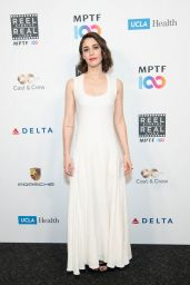 Lizzy Caplan - 2019 Reel Stories, Real Lives Event in LA