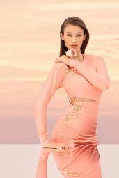 Lorena Rae - Vogue Magazine Taiwan November 2019