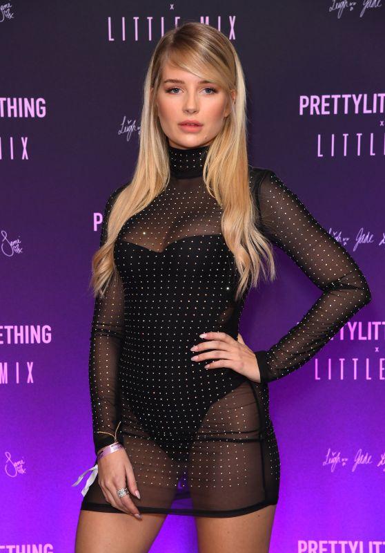 Lottie Moss – Pretty Little Thing x Little Mix Launch Party in London