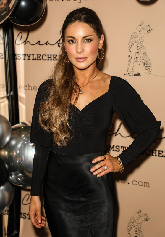 Louise Thompson – Style Cheat's Christmas Party in London 11/28/2019