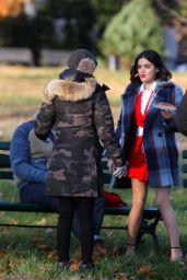 """Lucy Hale - """"Katy Keene"""" Set in NY 11/25/2019"""