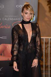 "Ludovica Pagani - 2020 Calendar Of ""Chi"" and ""Tv Sorrisi"" Magazines Presentation 11/27/2019"