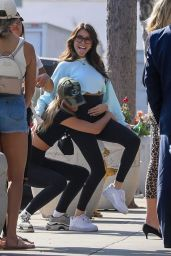 Madison Beer and Isabella Jones - Out For Lunch in LA 11/07/2019