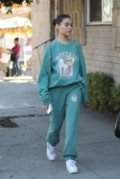 Madison Beer - Shops in West Hollywood 11/24/2019
