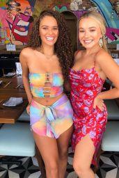 Madison Pettis in a Bikini - Social Media 11/10/2019
