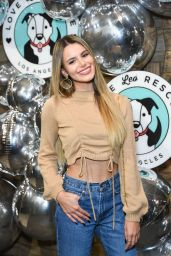 Madison Reed – Love Leo Rescue Cocktails for a Cause in LA