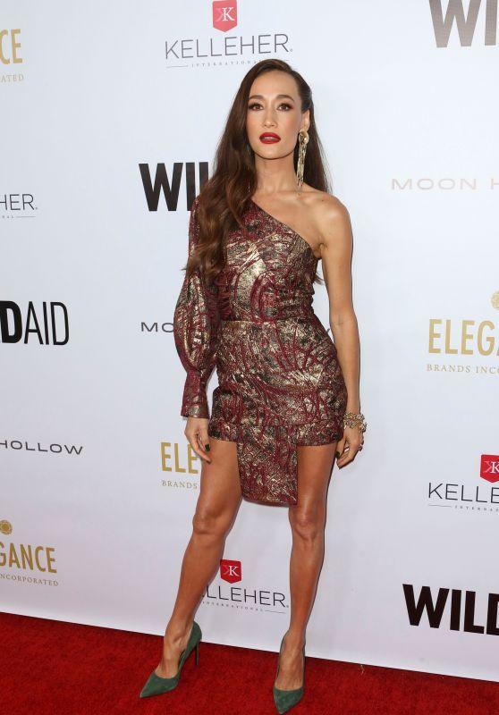 Maggie Q – 2019 WildAid Gala in Beverly Hills