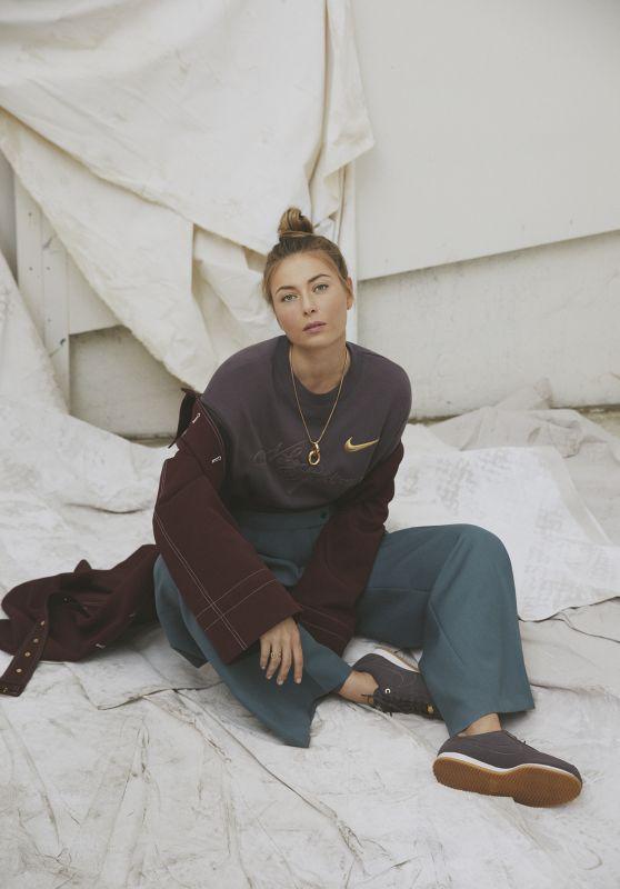Maria Sharapova - New Nike Collection 2019