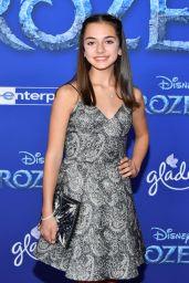 "Mattea Conforti – ""Frozen 2"" Premiere in Hollywood"