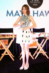 Maya Hawke - Newport Beach Film Festival 11/03/2019