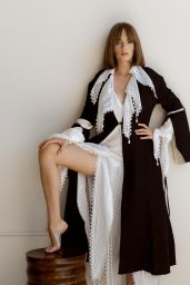 Maya Hawke - Photoshoot for Port Magazine November 2019