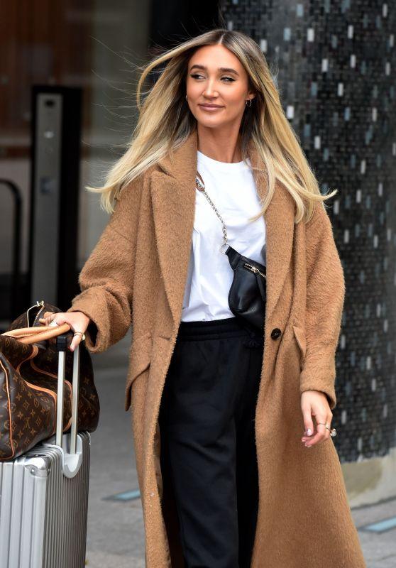 Megan McKenna Autumn Street Style 11/14/2019