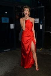Megan McKenna – Celebrity X Factor Live Show in London 11/23/2019