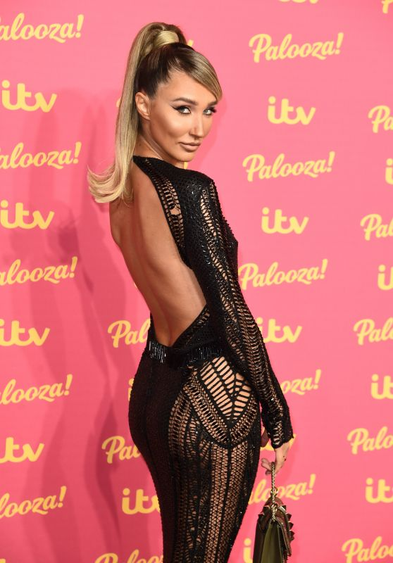 Megan McKenna – ITV Palooza 2019 in London
