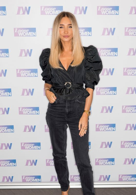 "Megan McKenna – ""Loose Women"" TV Show in London 14/11/2019"