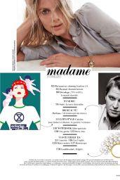 Mélanie Laurent - Madame Figaro 11/29/2019 Issue