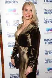 Melinda Messenger - Dancing with Heroes in London 11/23/2019