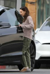 Mila Kunis - Out in Beverly Hills 11/26/2019