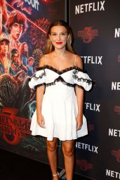 "Millie Bobby Brown - ""Stranger Things"" Season 3 Screening in Hollywood"