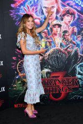 """Millie Bobby Brown - """"Stranger Things"""" Season 3 Screening in NYC"""