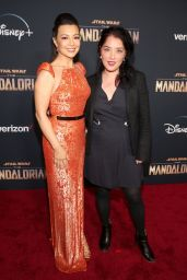 "Ming-Na Wen – ""The Mandalorian"" Premiere in Hollywood"